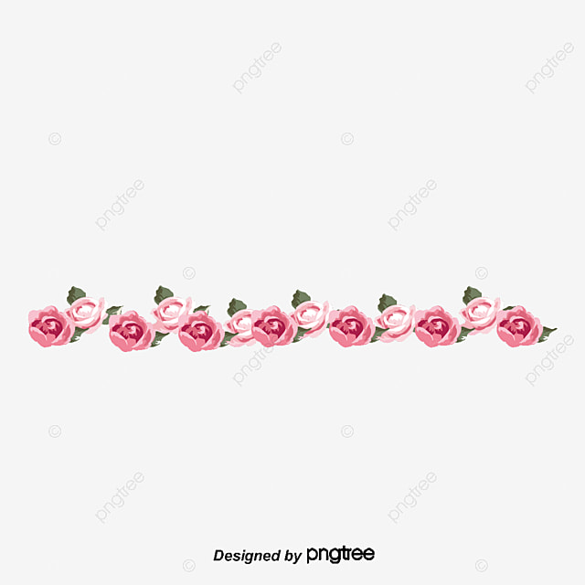 Pink Flower Line Drawing : Flower line png pixshark images galleries with
