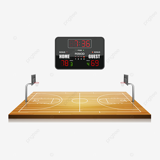 basketball court basketball stands court basketball field png rh pngtree com outdoor basketball court clipart Basketball Court Background