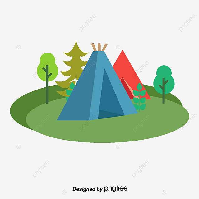 Outdoor cartoon tent Outdoor Tent Cartoon Tent C& Free PNG and PSD : cartoon tent images - memphite.com