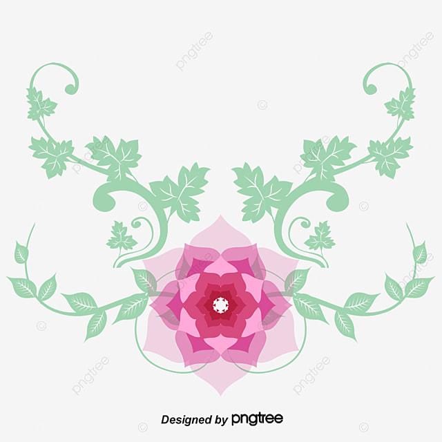 Rose Vine Borders