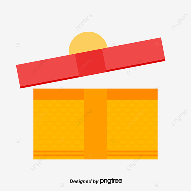 Open Gift Box Clipart Vector Png PNG And Copyright Complaint Download The Free Graphics