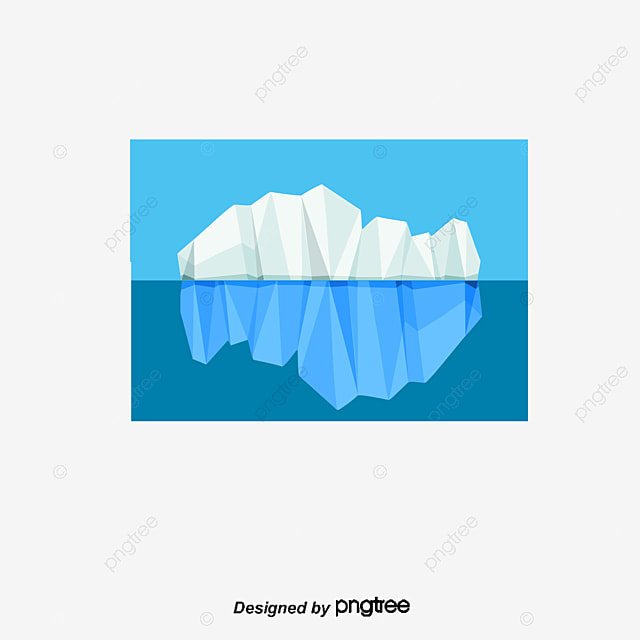 Antarctic iceberg antarctic iceberg png and vector for for Clipart iceberg