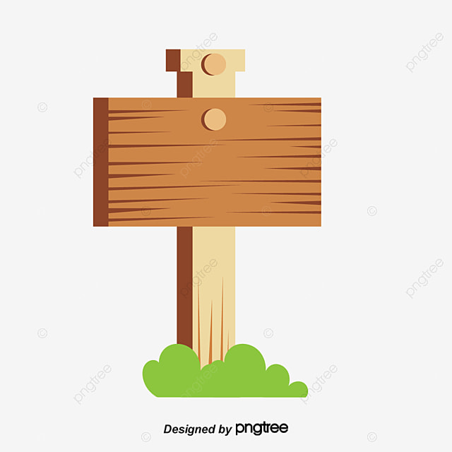 cartoon farm wooden signs vector png cartoon sign board wooden rh pngtree com wooden sign vector free download wood sign vector