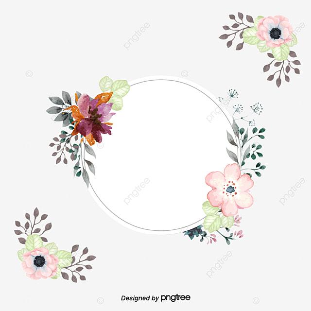 Flores Decorativas Para Portadas