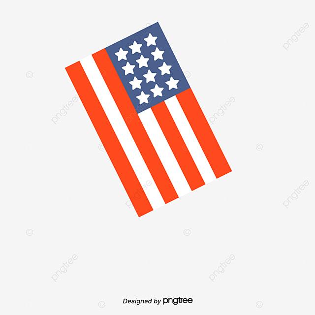 Bandera De Los Estados Unidos Vector Png Bandera Nacional Bandera De