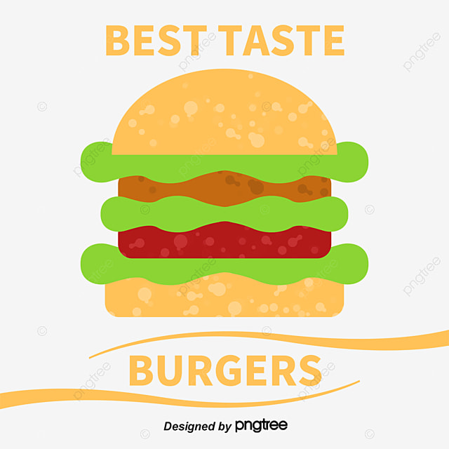 Burger king posters vector png hamburger beef burger for Burger de