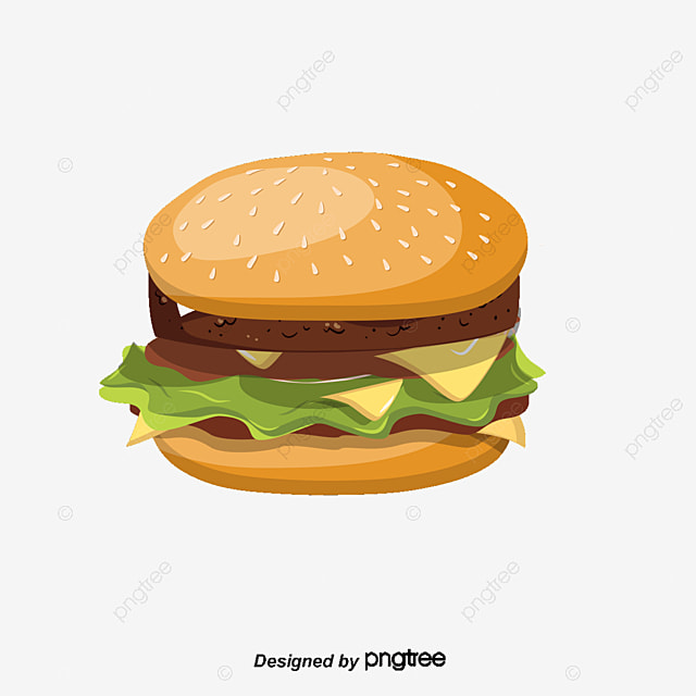 Fast Food Graphic Vector