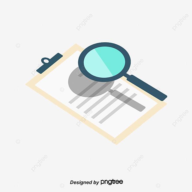La investigación de mercado, Vector PNG, Lupa, PROSPECTO PNG y ...