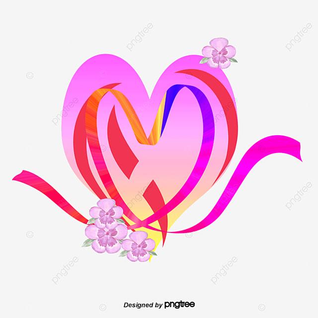 un coeur rose graphique vectoriel en forme de coeur un