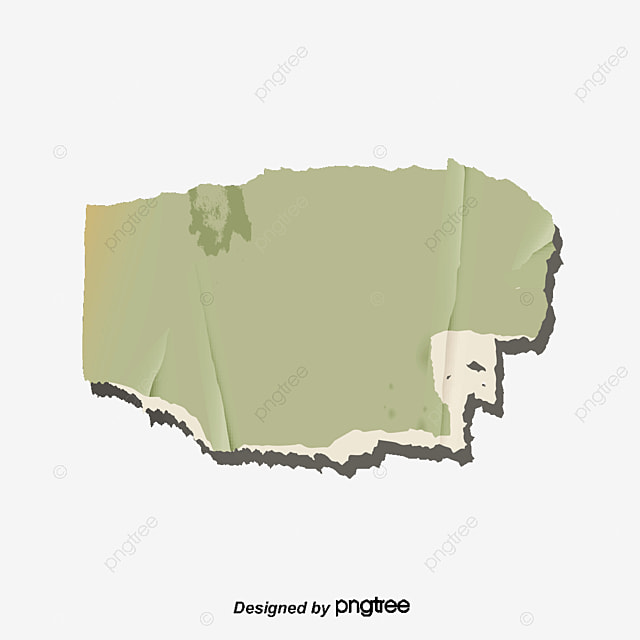 Paper Tearing Effect Border Vector Png Tear Off Hand