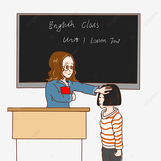 Student Teacher Teacher Clipart Student Teacher Png And