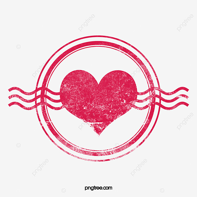love stamp png  vector  psd  and clipart with transparent