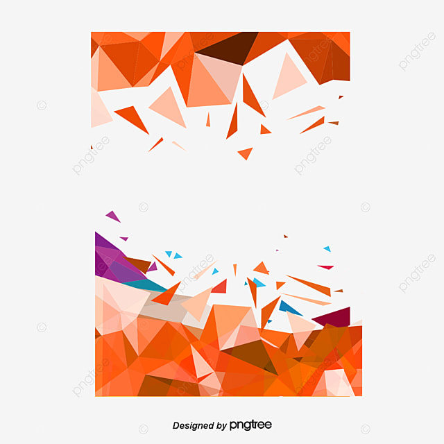 Low Polygon Vector Background Banner Design T