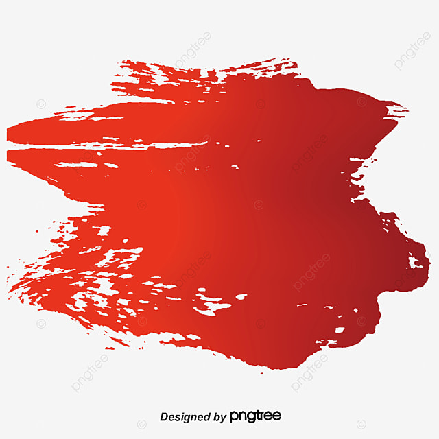 red paint brush vector png brush red brushes png and vector for rh pngtree com brush vectoriel bush vector art