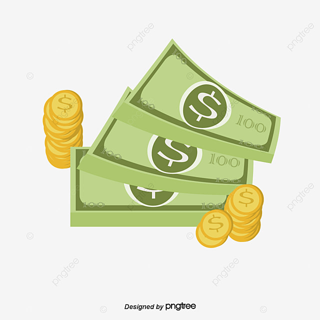 A Wad Of Dollar Bills Dollar Bank Note Money Png Image And