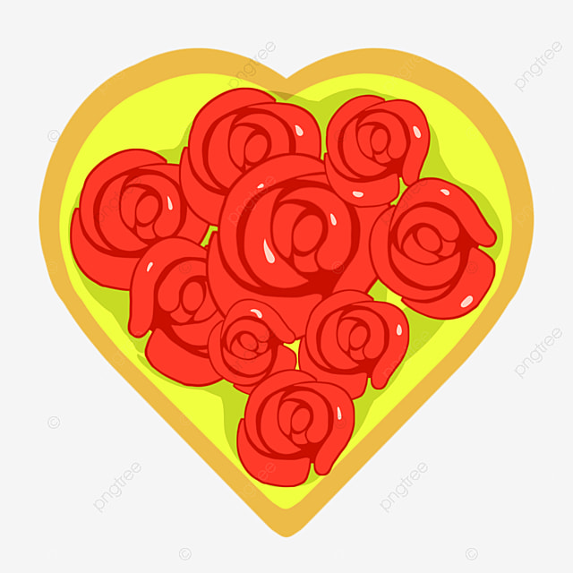 heart rose heart clipart rose clipart png image and