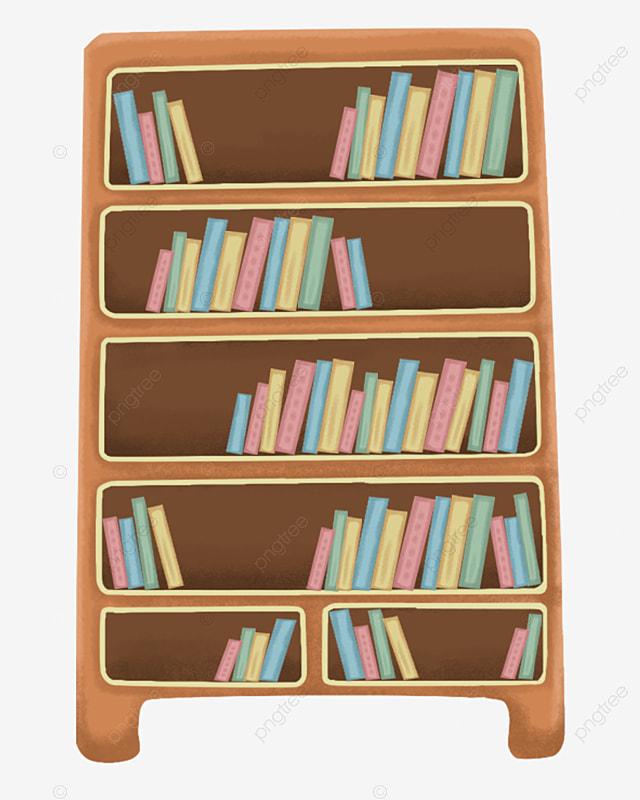 Un estante para libros de lectura libro estanteria - Estantes para libros ...