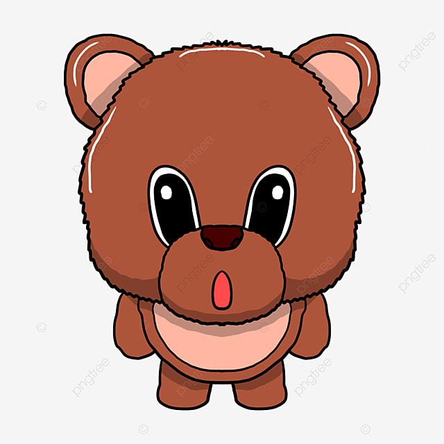 urso marrom dos desenhos animados cor de café cartoon winnie png