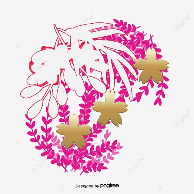 Flores De Color Rosa Descargar Pink Flor Big Picture Descargar Png Y