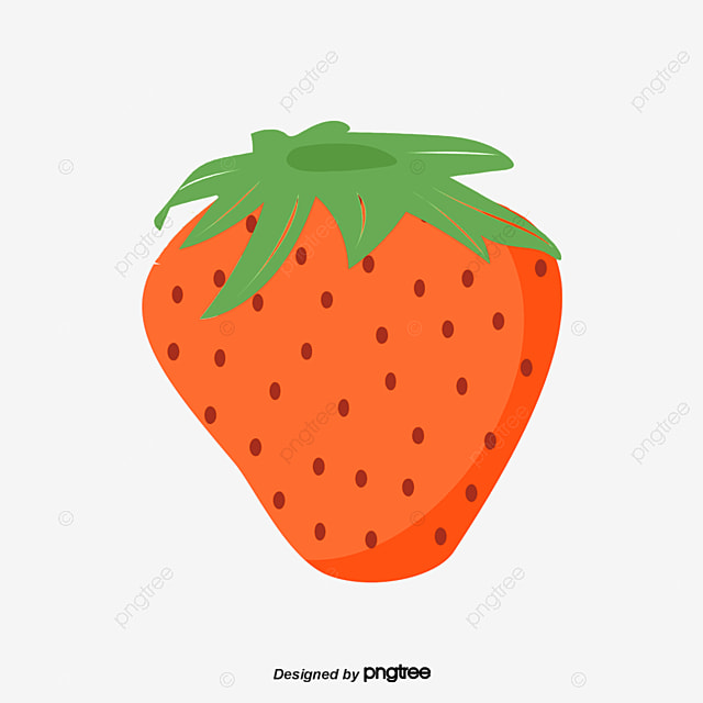 strawberry vector cartoon hand drawing decorative pattern cartoon rh pngtree com strawberry vector watercolor strawberry vector png