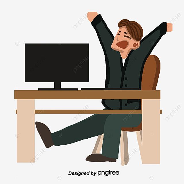 l u00e8ve les mains de l homme assis devant un ordinateur