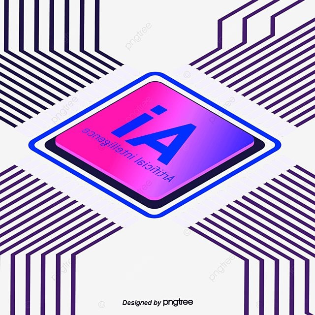 Electronic Chip Circuit Board, Circuit Vector, Science And ...