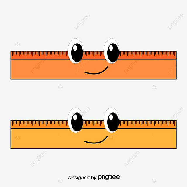 cartoon ruler  cartoon clipart  ruler clipart  cartoon png math clip art for kids black and white Math Problem Clip Art