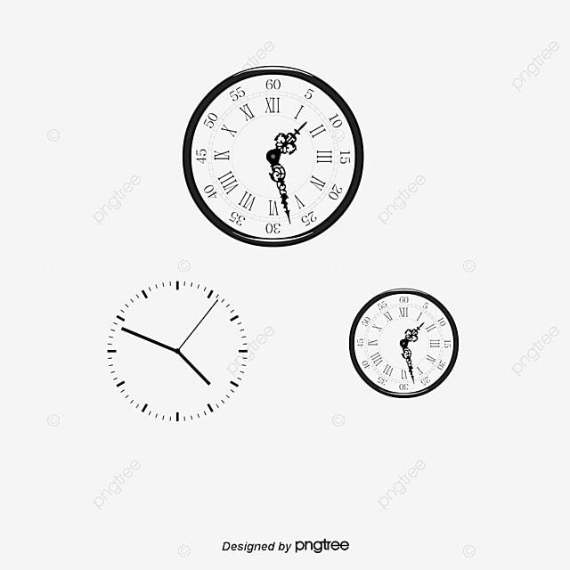 chiffre romain r u00e9tro un cadran d horloge r u00e9tro horloge