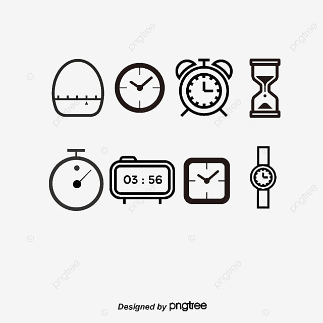 Commercial Kitchen Clock