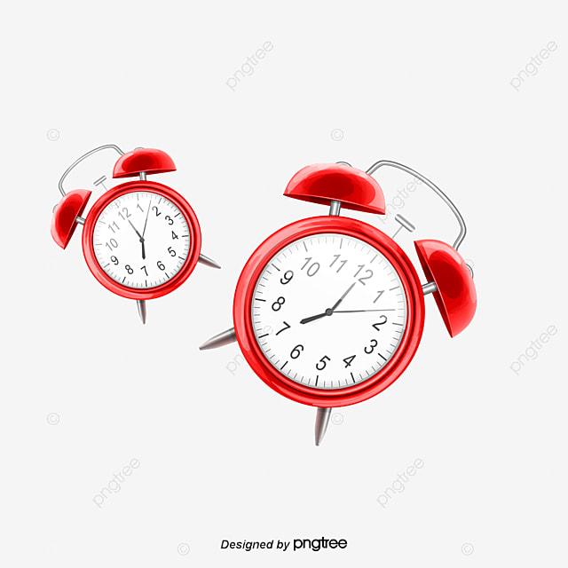 Dibujos animados reloj de alarma reloj tiempo escala for Imagenes de relojes