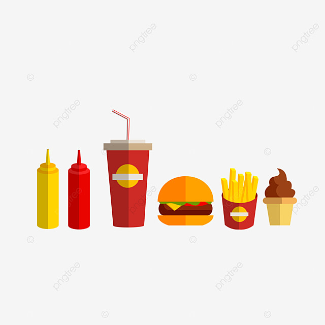 fries burger fries clipart burger clipart cartoon png