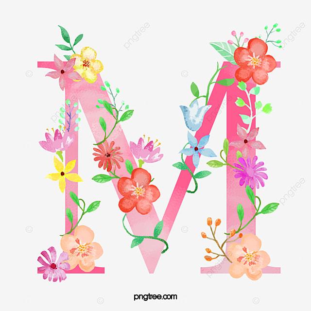 flowers letter m letter clipart letter m png image and clipart for free download. Black Bedroom Furniture Sets. Home Design Ideas