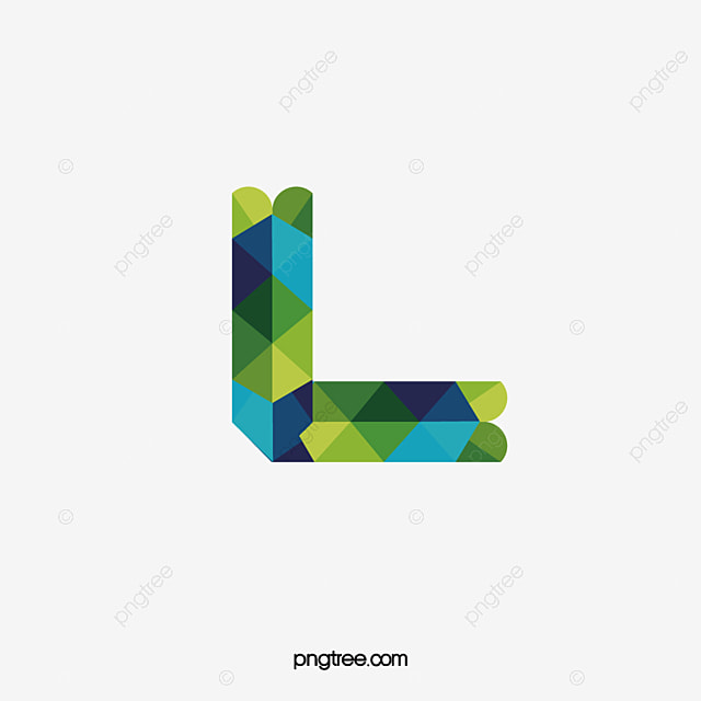 Colorful Letters L, Letter, L, Colorful PNG Image and Clipart for