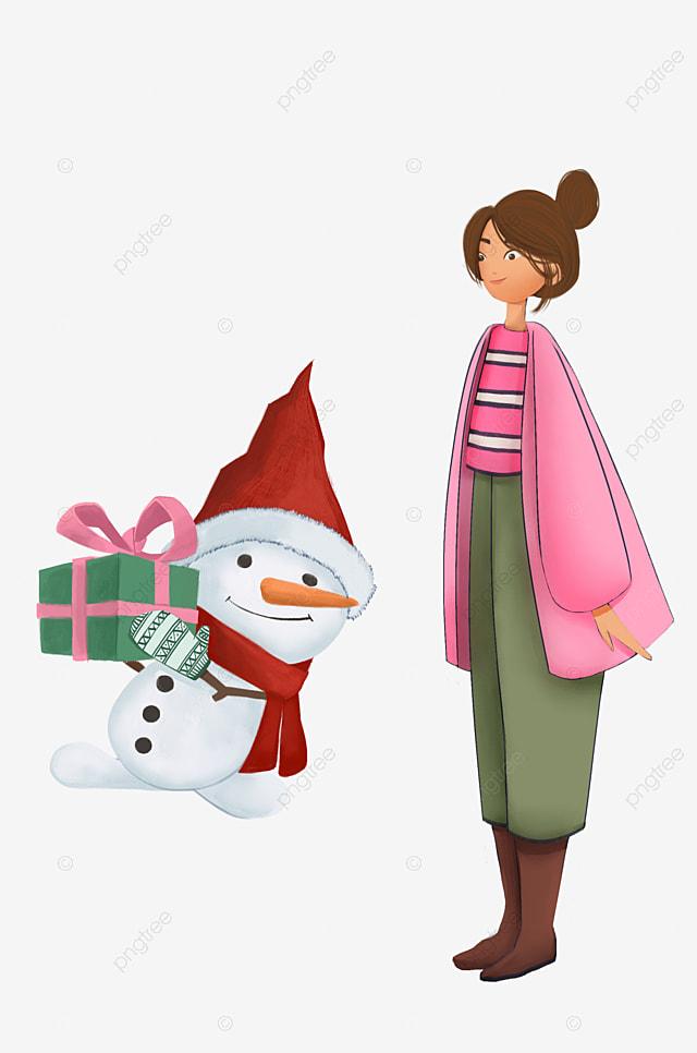 le bonhomme de neige avec des cadeaux de vecteur cadeau du ciel c r monie cadeau png et. Black Bedroom Furniture Sets. Home Design Ideas