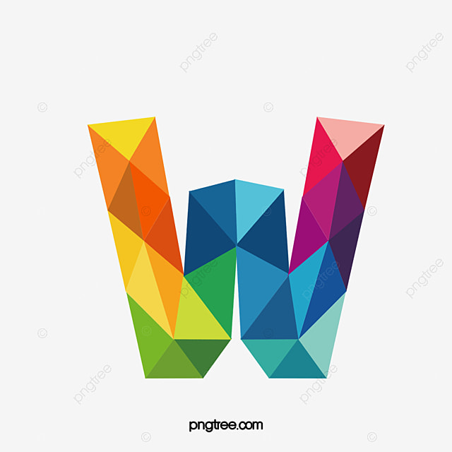 Letter W PNG Images | Vectors and PSD Files | Free Download on Pngtree