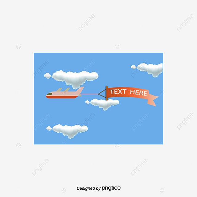 red cartoon plane flag cartoon clipart plane clipart flag clipart
