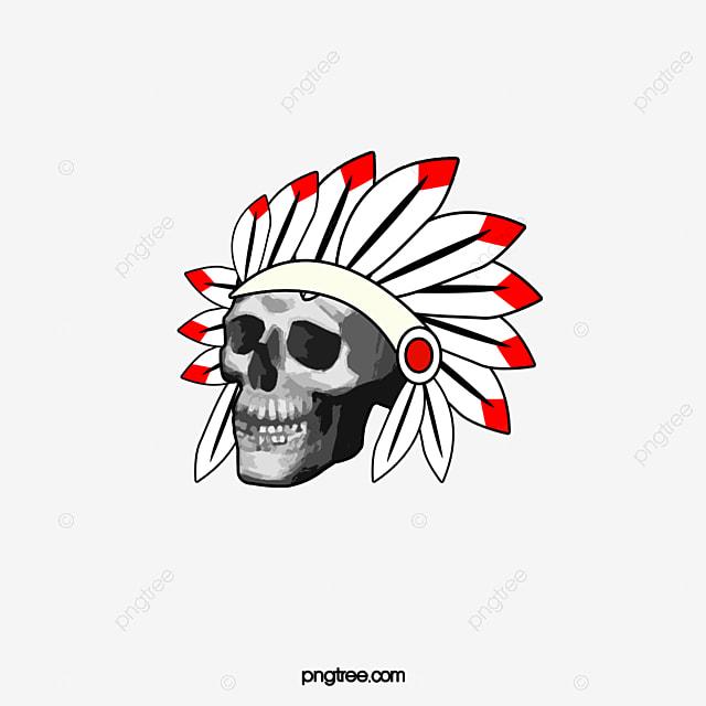 Totenkopf Aborigines Indigene Völker Terror Aborigines