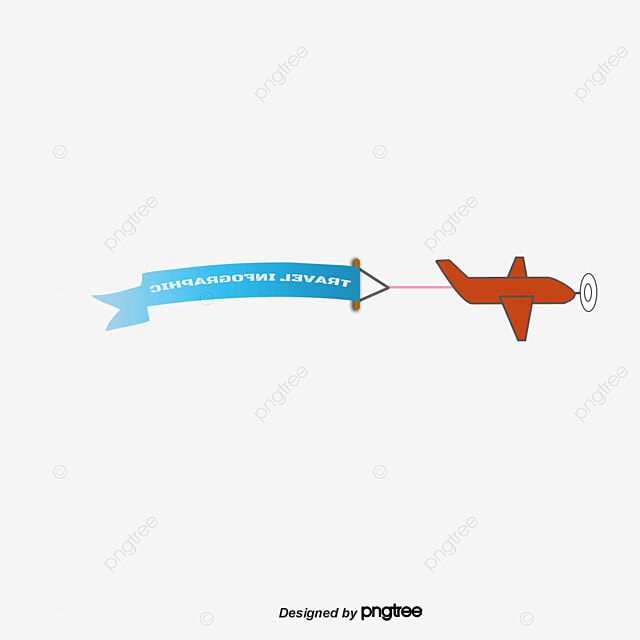 a cartoon plane pulls flags cartoon clipart plane clipart plane