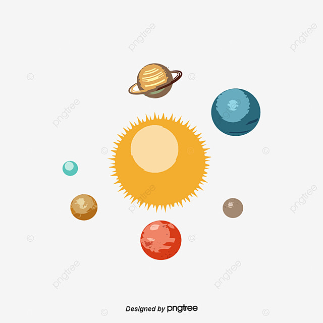 solar system vector free download - photo #40