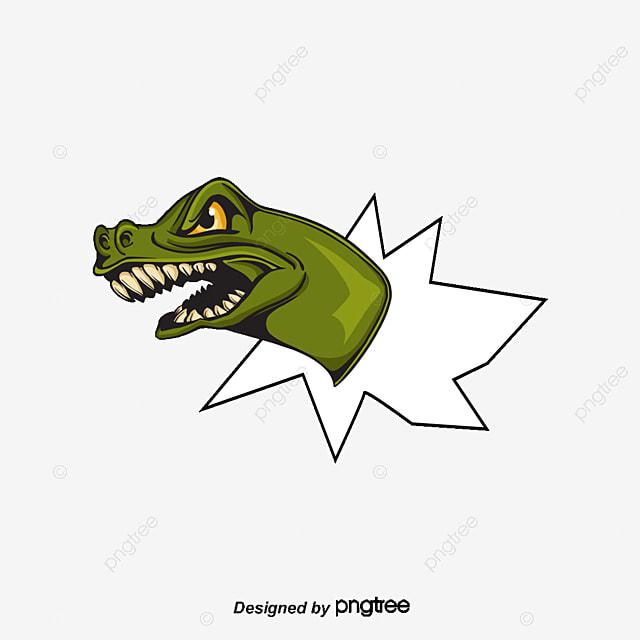 Diseño De Dibujos Animados De Dinosaurio Tyrannosaurus Rex Diseño