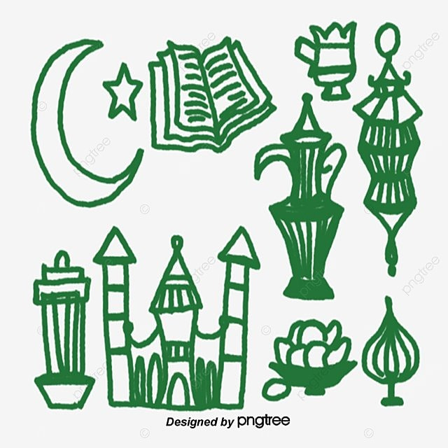 elements vector of saudi arabia  saudi national day  saudi flag  moon png and vector for free