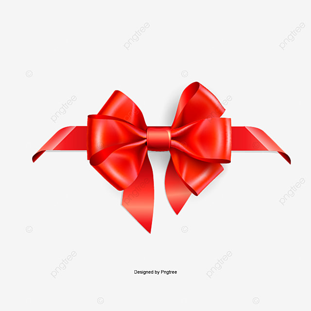 Cartoon Red Bow Tie, Cartoon Clipart, Bow Clipart, Tie ...
