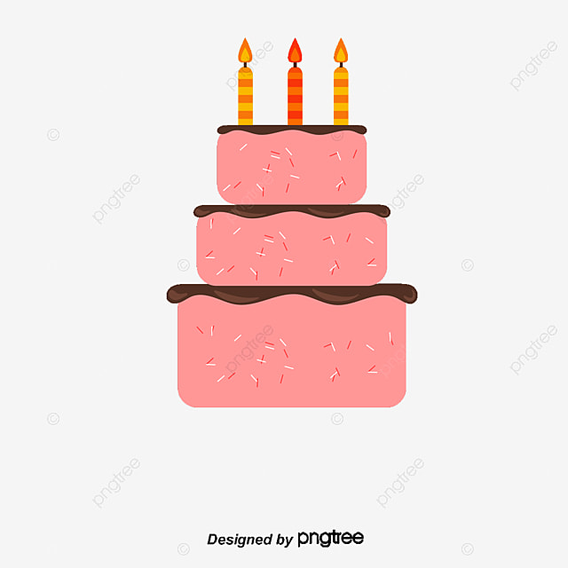 Cake Vector Art