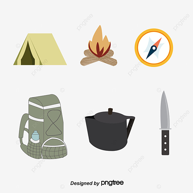 C&ing tent c&fire compass The Fire A Stack Of Firewood C& Free PNG and Vector  sc 1 st  Pngtree & Camping tent campfire compass The Fire A Stack Of Firewood ...