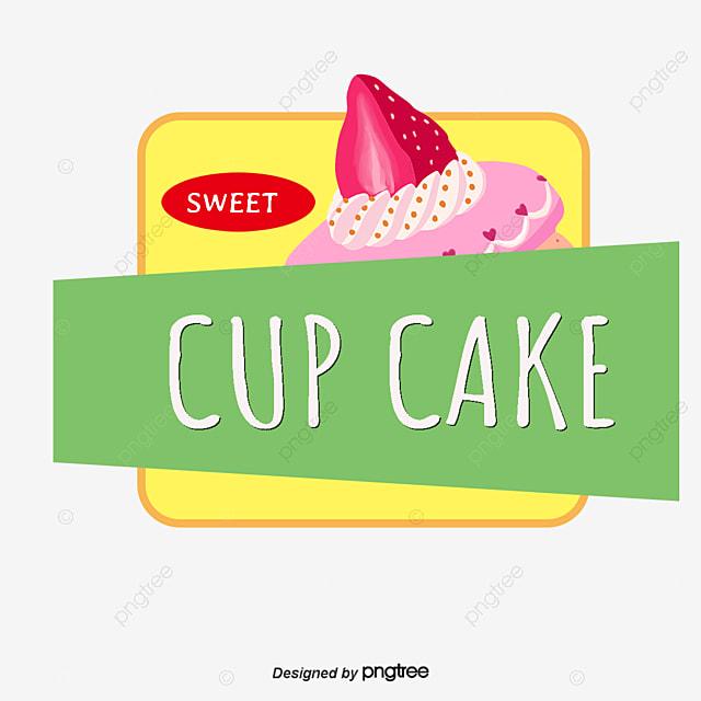 Cake Shop Logo Design 商务logo 蛋糕店logo Exquisite Png And