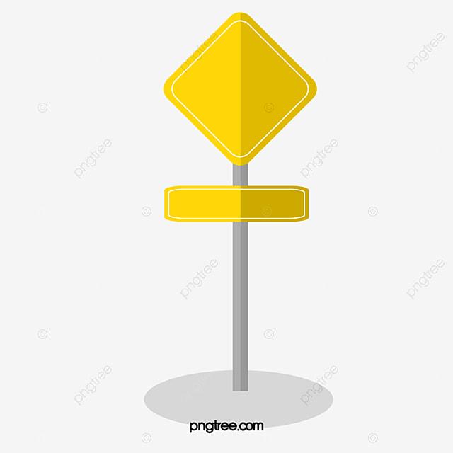 yellow combination bulletin board vector png billboard