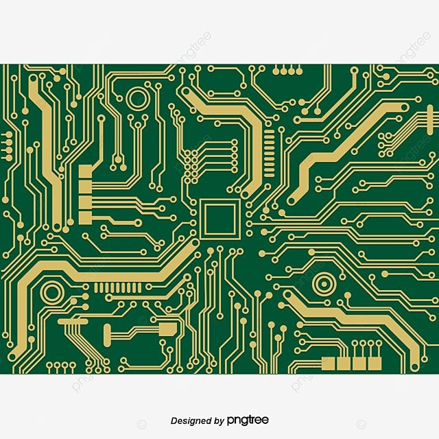 The Integrated Circuit Board, Chip Circuit Board, Line Circuit Board ...