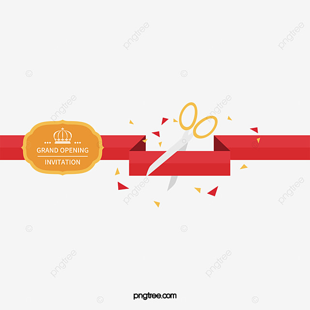 Grand opening ceremony, Vector Png, The Opening, Opening Ceremony PNG and Vector for Free Download