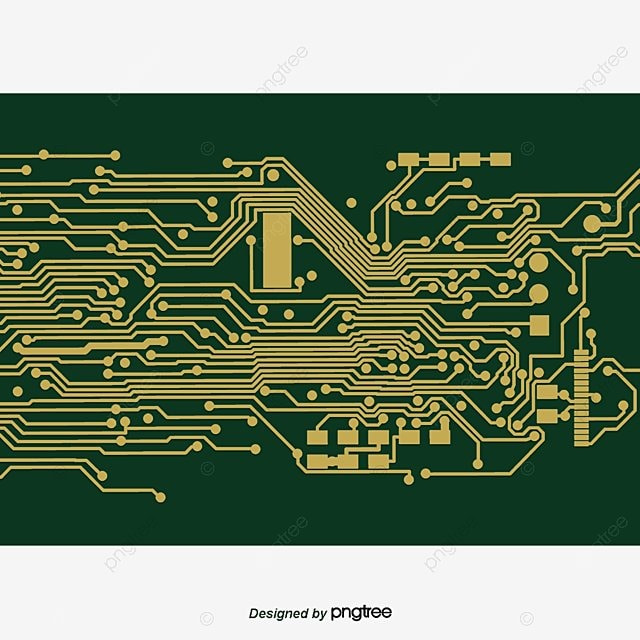 Pcb, Board Vector, Circuit Board Cartoon PNG and Vector for Free ...