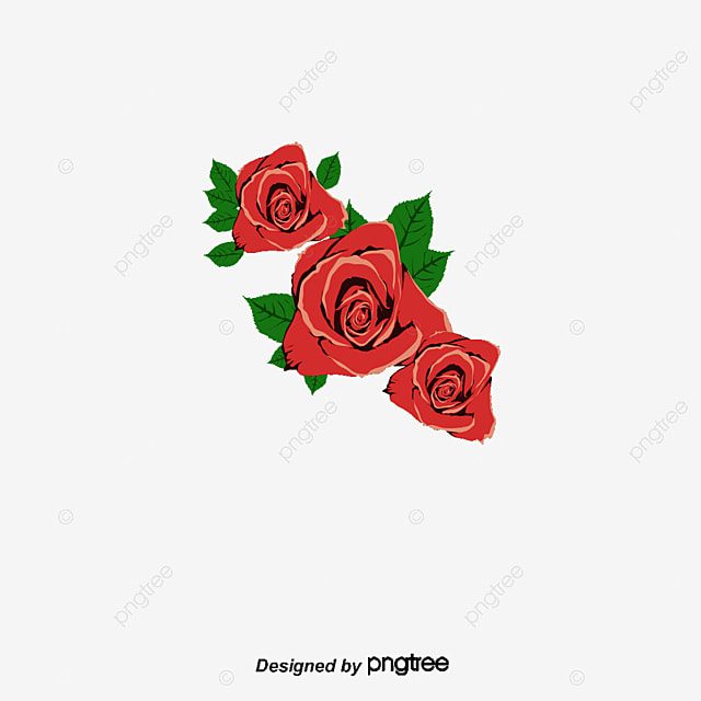 Red Rose Rose Clipart Roses Free Download Rose Png And Psd File